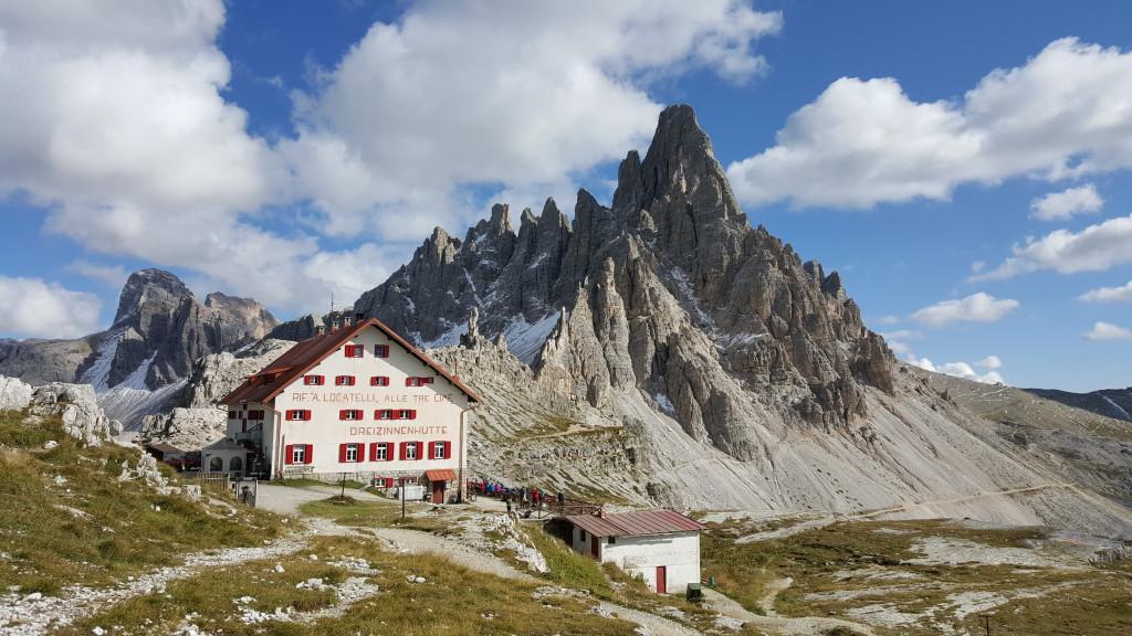 Tre Cime Hike, Dolomites, Italy