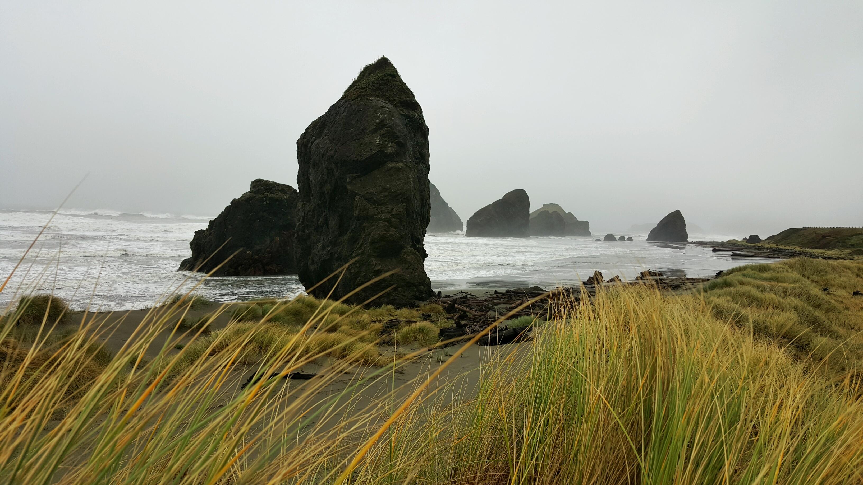 Oregon Coast - Pistol River North