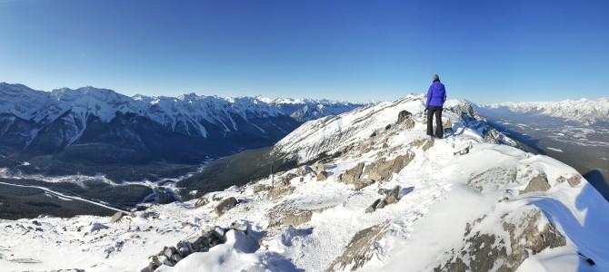 Ha Ling Peak Summit Hike, Canmore, Alberta, Ha Link Peak Summit Trail, Canmore, Alberta, Banff Canada