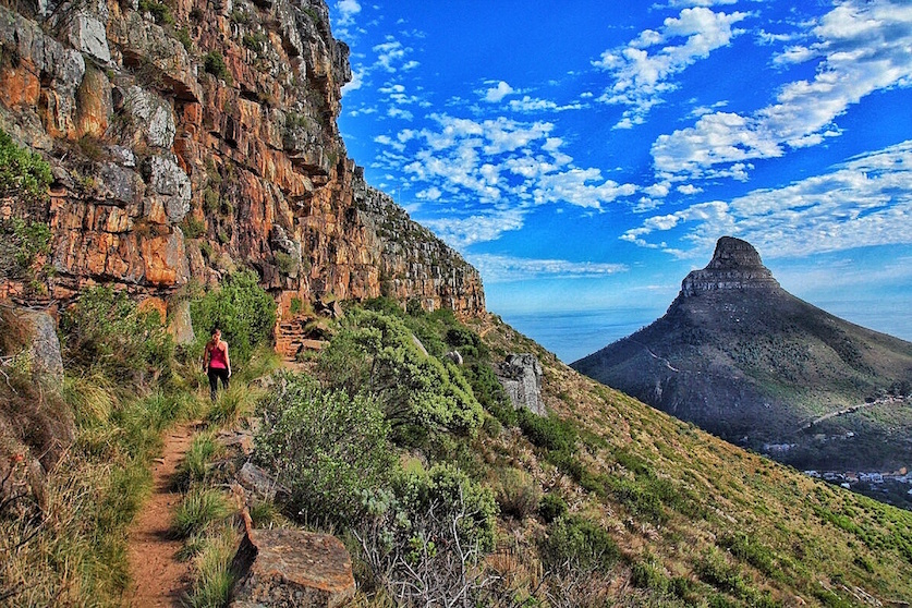 Table Mountain, Lion's Head, Cape Town, South Africa