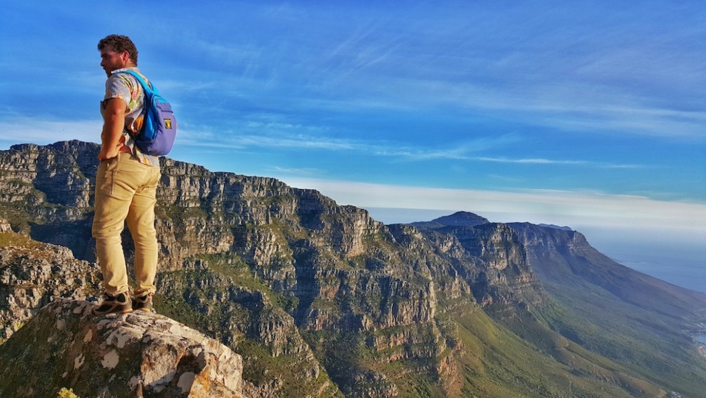 Kloof Corner, Cape Town, Table Mountain Hiking, South Africa