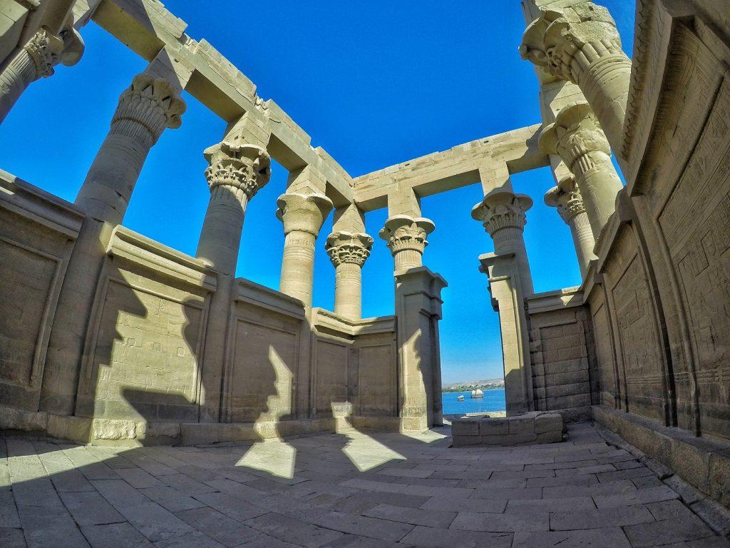 shdaws or Philae Temple