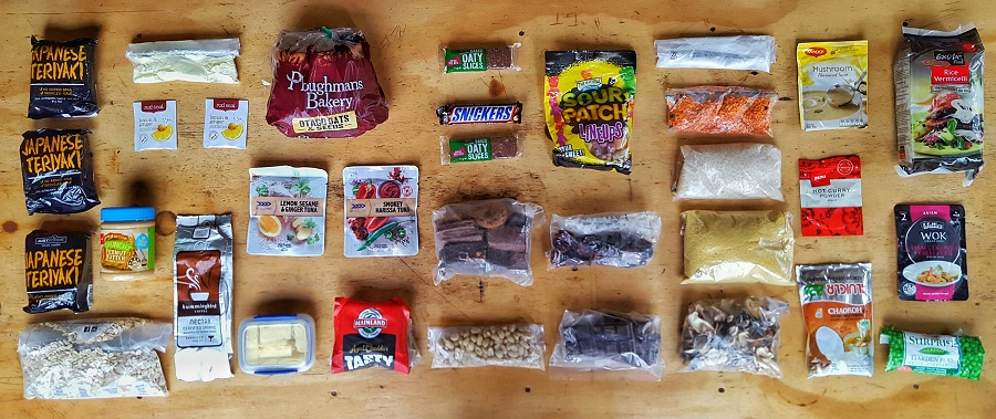 Hiking Food Options, Ultimate Packing List for Backpacking Trips, Backpacking Guide, Backpacking Tips, Hiking Tips, Hiking Pack List, Hiking Trip List, check out more at www.beardandcurly.com