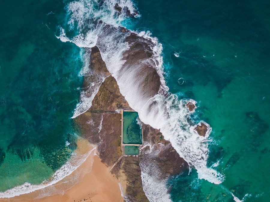 most incredible survey of Mona Vale Rock Pool