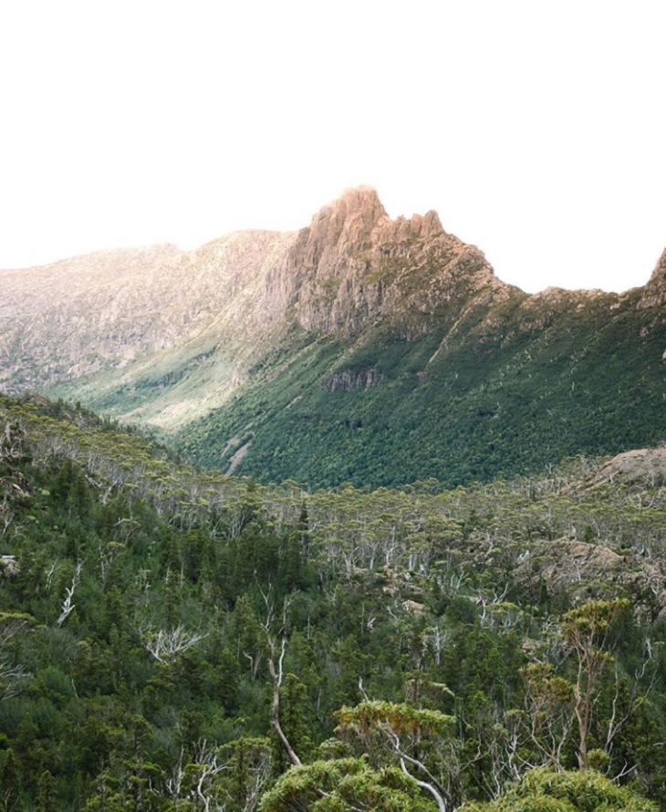 Mount Geryon in Pine Valley