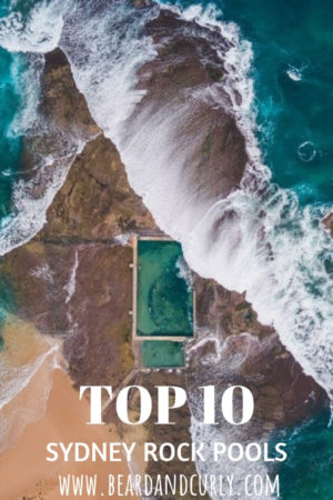 One of the coolest things we didn't in Sydney was fly a drone of the incredible rock pools. This are our top ten list of Best Sydney Rock Pools. These natural ocean pools are great for swimming Pools. Most are located within 20 minutes of Sydney. Locations include: Narrabeen, Mona Vale, Giles Baths, Wylie's Baths, Bronte, Coogee, Mahon, Curl Curl, Icebergs. By: Beard and Curly (@beardandcurly)