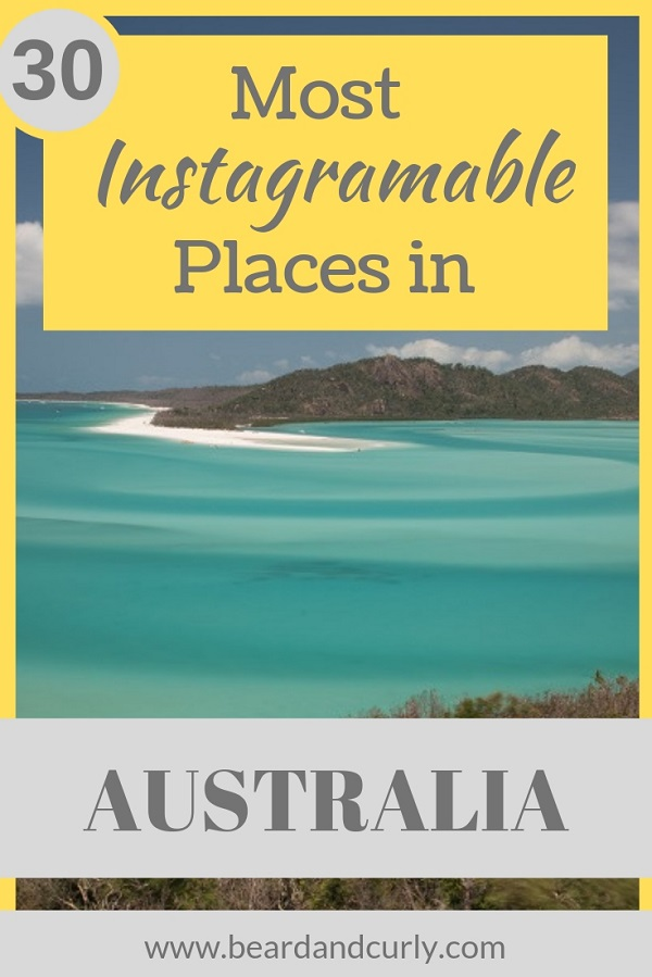 Most Instagrammed spots in Australia, 30 Most Instagrammable Places in Australia, Most Instagrammable Spots in Australia, Instagram Australia, Instagram Tasmania, Instagram New South Wales, Instagram Queensland, Instagram Northern Territory, Instagram South Australia, Beautiful Places in Australia, Australia Photography, By: Beard and Curly (@beard_and_curly)