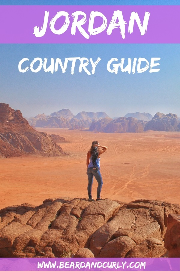 Jordan Country Guide, Wadi Rum, Petra, Dead Sea, Things to do in Jordan, Jerash, Petra Guide, Jordan Guide, Jordan #travel, Places to visit in Jordan, Ruins, Desert, #jordan, #petra By: Beard and Curly (@beard_and_curly)