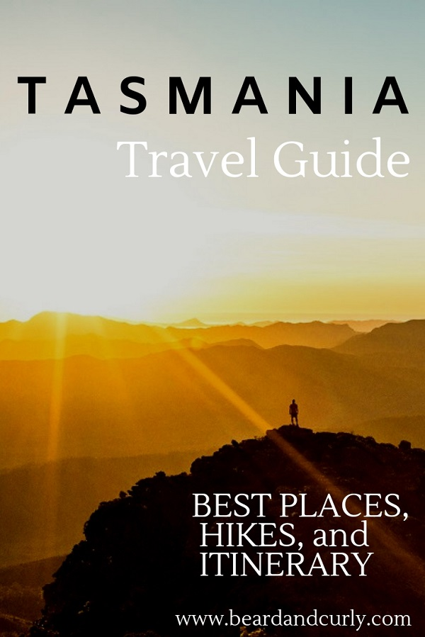 A complete guide to Tasmania. This guide has the best places to see, road trips ideas, best hikes in Tasmania. It also discusses different backpacking and trekking hikes and best photography locations in Tasmania. From Cradle Mountain to Bay of Fires we have it all! By: Beard and Curly (@beardandcurly)