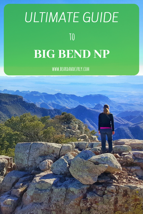 Big Bend Ultimate Guide, Ultimate Guide to Big Bend National Park, Texas, hiking, Mexico, Stars, Gorge, Canyon #bigbend #texas #hike www.beardandcurly.com
