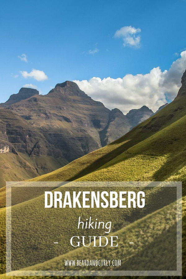 Drakensberg Hiking Guide, South Africa, ZA, Cape Town, Drakensberg, Mountains, Coast, Beach, Hiking, Cederberg, Table Mountain, Garden Rout #southafrica #za #africa #capetown www.beardandcurly.com
