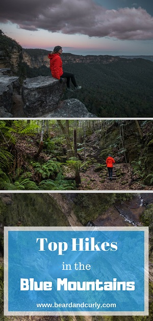 Best Hikes in the Blue Mountains, Best Hikes Blue Mountains, Top Hikes in the Blue Mountains, beardandcurly.com