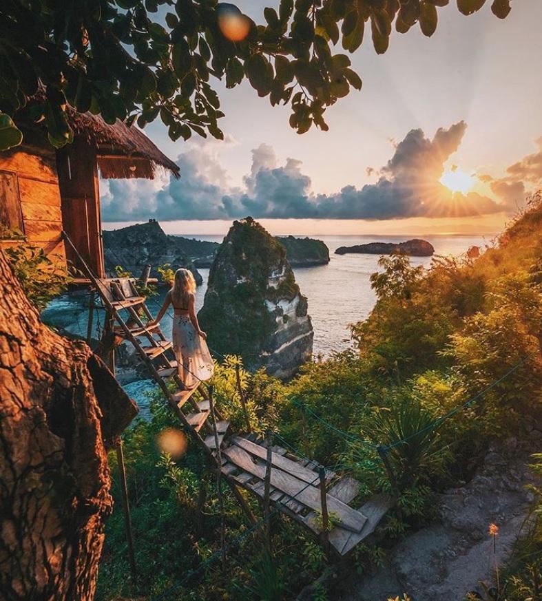 Top Things to Do in Nusa Penida, Best Things to do in Nusa Penida, Nusa Penida Tour, Nusa Penida Hotel, What to do in Nusa Penida, Kelingking, Broken Beach, Angel's Billabong, Crystal Beach, Atuh Beach, www.beardandcurly.com