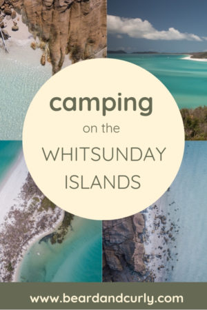 Whitsunday Island Camping, Guide to Camping on the Whitsundays, Which Islands Can You Camp on Whitsundays, Whitehaven beach camping, scamper