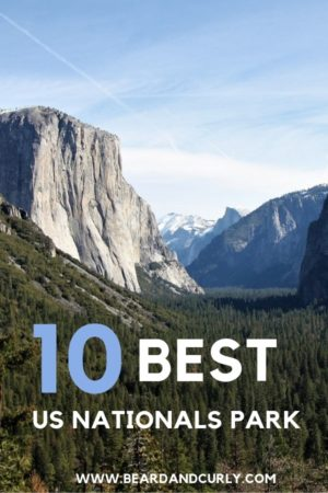 The are our Top 10 United States National Parks. From Yosemite to Zion we cover the best and most scenic parks. By: Beard and Curly (@beard_and_curly)