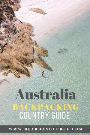 Ultimate Backpacking Guide to Australia, Great Ocean Road, Queensland, Sydney, Road Trip, Whitsundays, Outback, Great Barrier Reef, #australia, #backpacking, #roadtrip By: Beard and Curly (@beardandcurly)