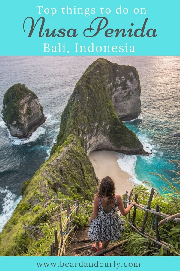 Top Things to do in Nusa Penida covers all the amazing and best places to see in Nusa Penida, Bali, Inodnesia. We have everything to suit your itinerary and stay on a budget whether going for a day trip or staying overnight. We discuss Kelingking Beach, Manta Point, Angel's Billabong, Broken Beach, Atuh Beach, and other instagrammable places. Don't miss out of one of Bali best attraction Nusa Penida.#penida #kelingking #bali #nusapenida By: Beard and Curly (@beardandcurly)